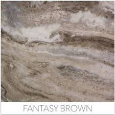 fantasy brown granite has the veining similar to a marble or