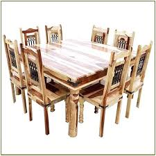 Real Wood Dining Room Furniture Solid Oak Dining Room Table Solid Oak Dining Room Set Impressive