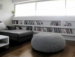 bean bag chair with ottoman giant pouf ottoman extra large floor cushion bean bag chair