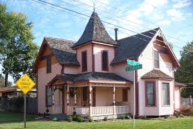 Queen Anne Style Home by Hi Mailbag New Augusta Historic Indianapolis All Things