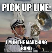 Band Geek Meme - rock band puns