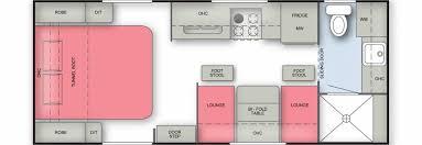 Caravan Floor Plans Freelander