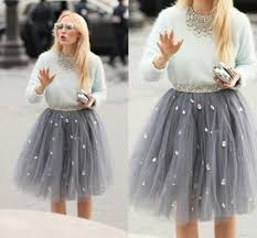 where to buy tulle buy hot sale casual tulle skirt pleated