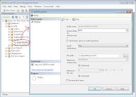 Sql Server Audit Table Changes Sql Server Audit Logging Purging And Archival
