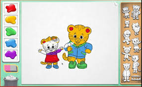 download coloring pages daniel tiger coloring pages daniel tiger