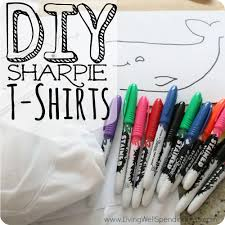 diy sharpie stained t shirts diy t shirt diy crafts diy