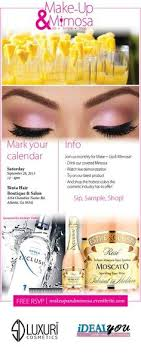 make up classes in atlanta progress now sd luxuri cosmetics has a home bintasalon 3354