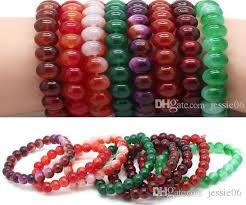 bangle beaded bracelet images 2018 agate beaded bracelets 2015 men women 8mm beads bracelet jpg