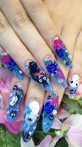 5 cute 3d nail design acrylic flower 3d nail art find more