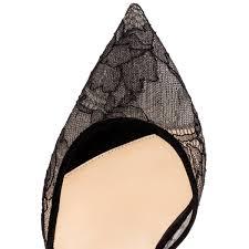 christian louboutin magicadiva dentelle black louboutin sandals