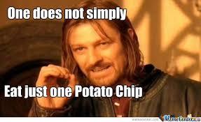 Meme Chip - lays potato chips by poopjuice9275 meme center