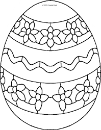 Coloring Eggs Free Coloring Pages Of Easter Eggs