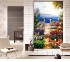 beautiful jungle oil painting custom oil paintings home decoration