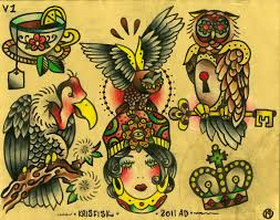 photo collection tattoo flash wallpaper by