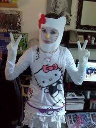 Kitty Halloween Costumes Wanna Kitty Kawaii Kakkoii Sugoi