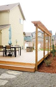 Patio And Deck Ideas Best 25 Small Deck Patio Ideas On Pinterest Small Decks Small