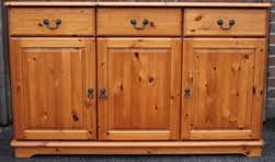 tall solid pine sideboard home from home store store