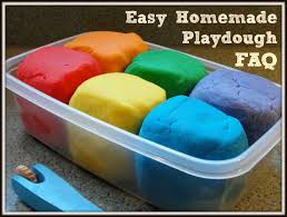 easy homemade playdough faq living well mom