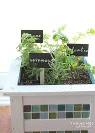 Diy Herb Garden An Easy Indoor Herb Garden Idea Perfect For Any Apartment