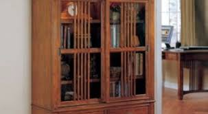 Plans Wood Bookcase by 33 Mission Style Bookcase Plans Credenza Plans Craftsman