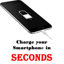 charge your phone new innovation enables you to charge your cell phone in seconds
