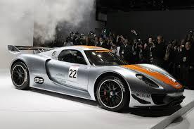 martini porsche rsr porsche 918 rsr 767hp hybrid race car