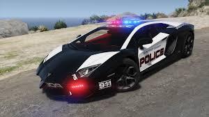 police lamborghini veneno lamborghini aventador pursuit police add on replace