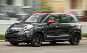 2016 fiat 500l 1 4t automatic test u2013 review u2013 car and driver