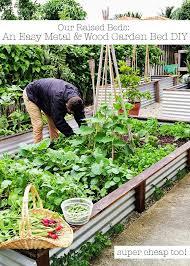 diy garden bed ideas the idea room