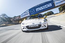 mazda auto cars mazda mx 5 global cup race car review at laguna seca with the nd