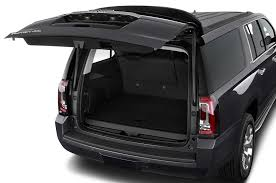 gmc yukon trunk space 2016 gmc yukon xl reviews and rating motor trend canada