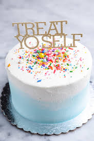 classic chocolate birthday cake u2014 angel food