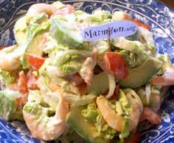 cuisiner chou chinois salade de chou chinois recette de salade de chou chinois marmiton