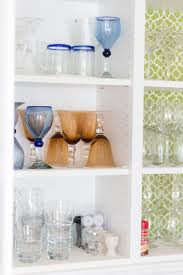 Kitchen Cabinets With Glass 5 Tips On Living With Glass Cabinets A Thoughtful Place