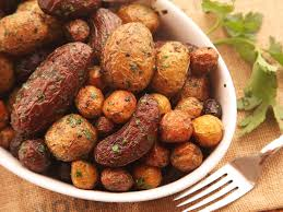 crispy herb roasted new potatoes recipe serious eats