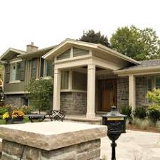 Updating Exterior Of Split Level Home - split level exterior remodel split level renovations on pinterest