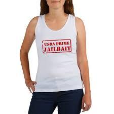 primejailbait little black girl usda prime jailbai women s tank top usda prime jailbait women s tank