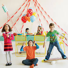 Circus Birthday Decorations The Greatest Party On Earth