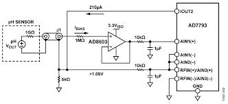 simple ph meter circuit diagram efcaviation com