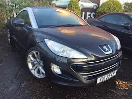peugeot rcz 2010 2010 peugeot rcz 1 6 gt in bangor county down gumtree
