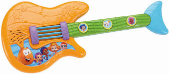madhouse family reviews bubble guppies fin tastic guitar u0026 rockin
