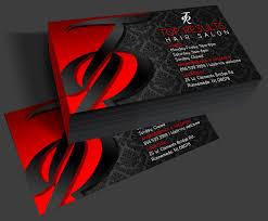 Business Cards Hair Stylist Business Cards Joe Grabowski Design