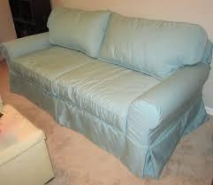 Custom Sofa Slipcovers by Custom Sofa Cover In Outdura Fabric Fabric 8 Slipcovers Gallery