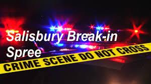 home lighting salisbury nc salisbury burglars break into a w 13th street home monday and