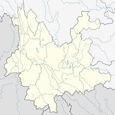 Kunming China Map by File China Yunnan Location Map Svg Wikimedia Commons