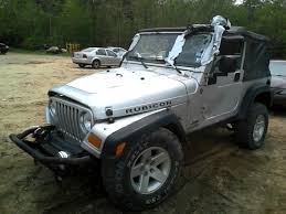 used jeep wrangler used jeep wrangler parts