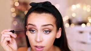 hair makeup makeup hair tutorial givenchy fashion show carli