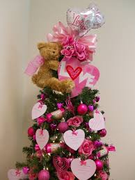 Valentine S Day Tree Decor by 79 Best Monthly Themed Christmas Tree Images On Pinterest Themed