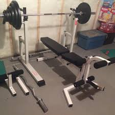 weight and bench set weight bench sets check out these bench press rod weight for your