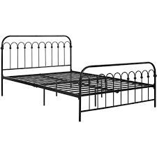 9 by novogratz bright pop full metal bed multiple colors